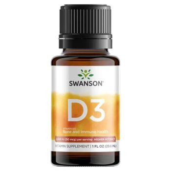 Vitamin D3 Liquid Drops