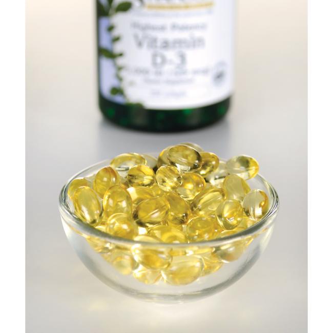 Highest Potency Vitamin D-3