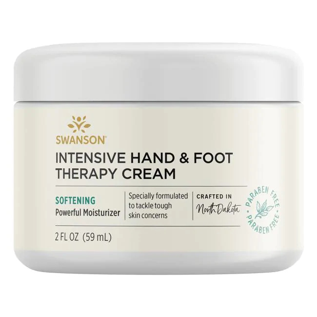 Intensive Hand & Foot Therapy Cream